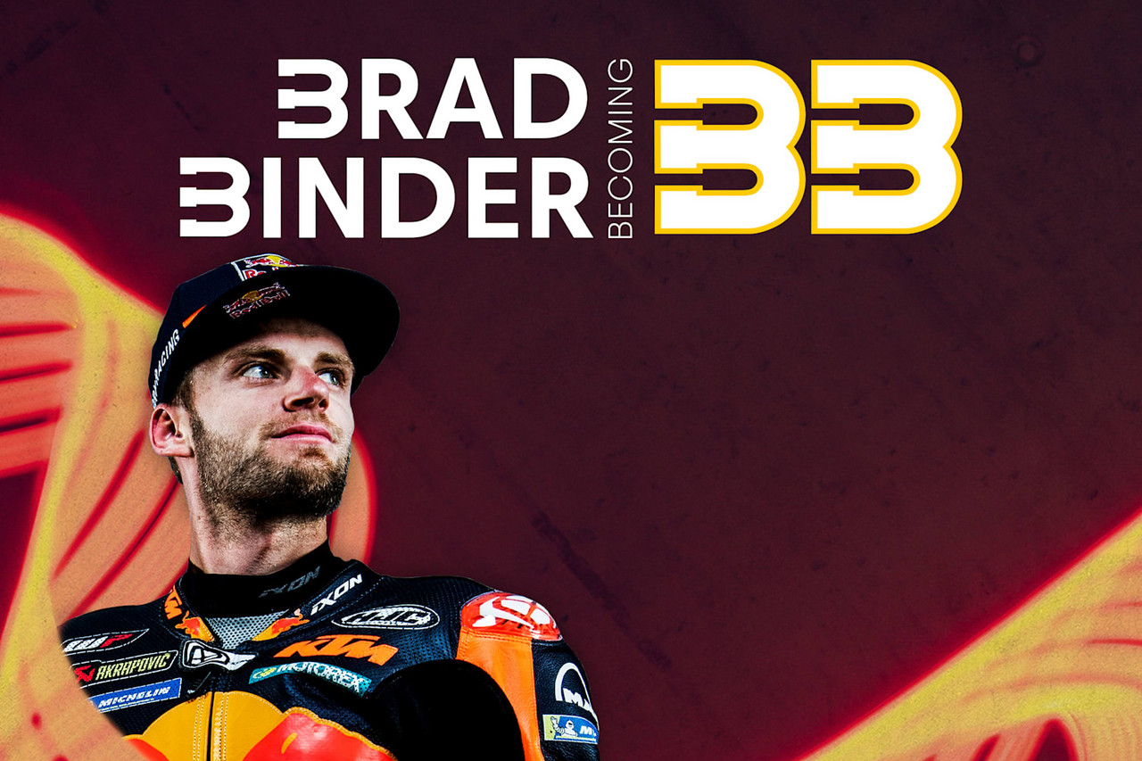 Becoming 33, la trayectoria deportiva de Brad Binder