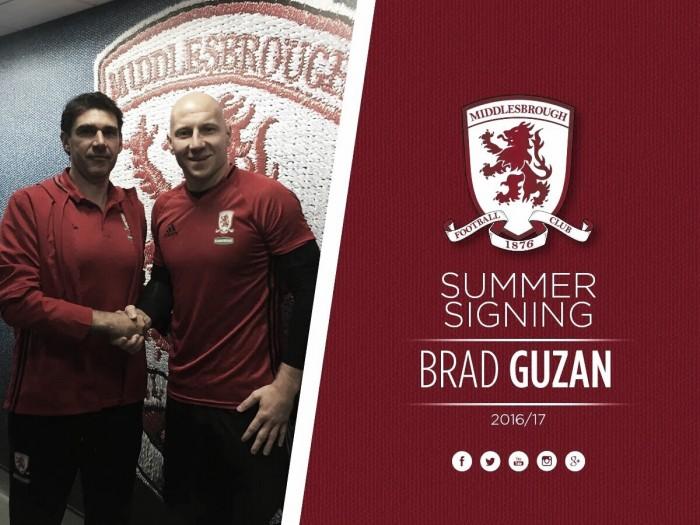 Guzan firma por el Middlesbrough