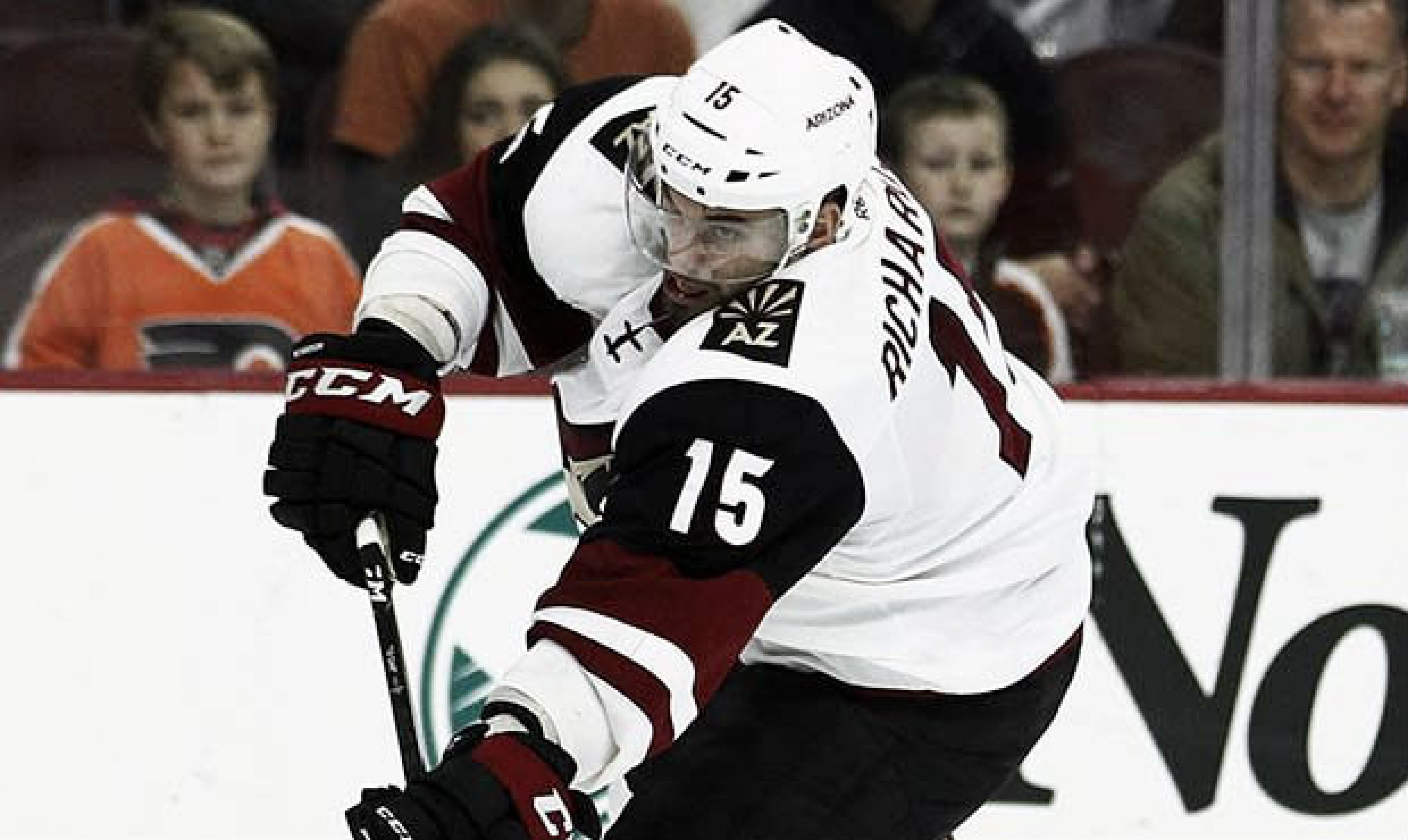 Arizona Coyotes: Brad Richardson back as strong as ever