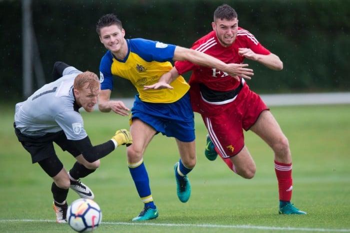 Saint Albans City sign Watford's Harvey Bradbury on loan