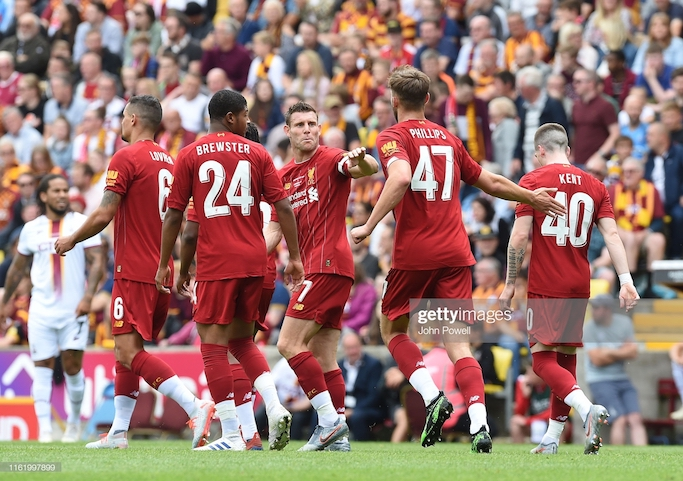 Bradford City 1-3 Liverpool  - Klopp searches for new life in key players as Reds cruise to second pre-season friendly victory