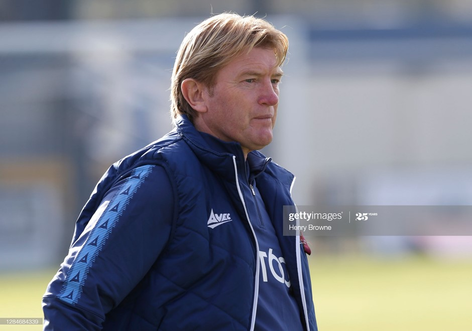 Stuart McCall is in his third spell as Bradford City manager. Photo: Henry Browne/Getty Images.
