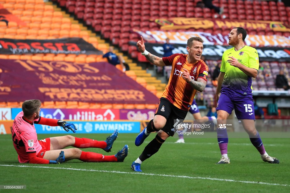 Bradford City 2-2 Exeter City: Grecians held to thrilling draw