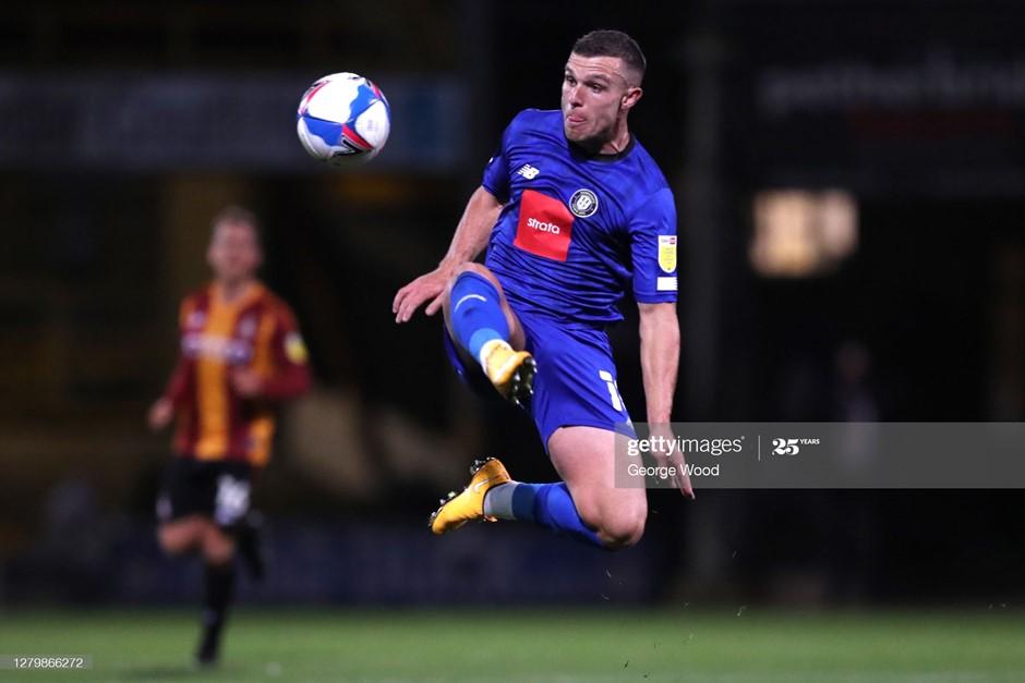 Bradford City 0-1 Harrogate Town: Weaver's men underline potential with derby win