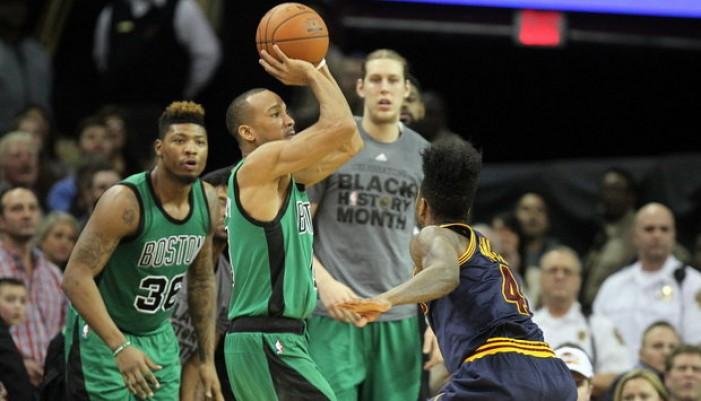 NBA - Bradley allo scadere beffa Cleveland: Boston passa (104-103)