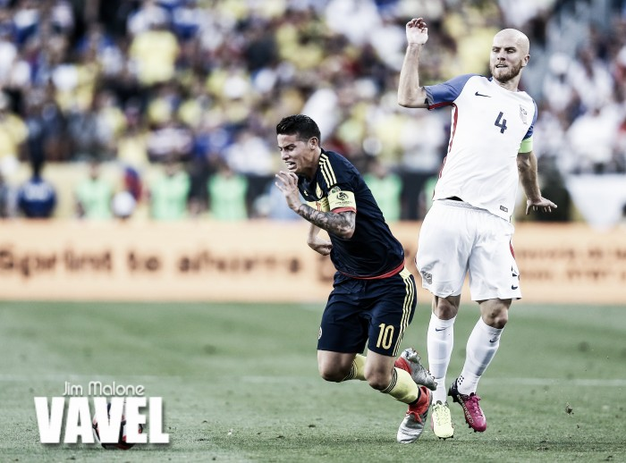Copa America Centenario: United States players reflect on defeat to Colombia