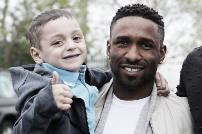 Defoe deixa pré-temporada do Bournemouth para ir ao funeral de Bradley Lowery