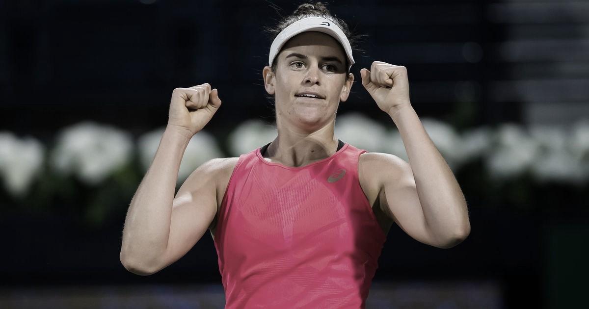 Brady vence duelo estadunidense com Venus Williams na estreia em Madrid