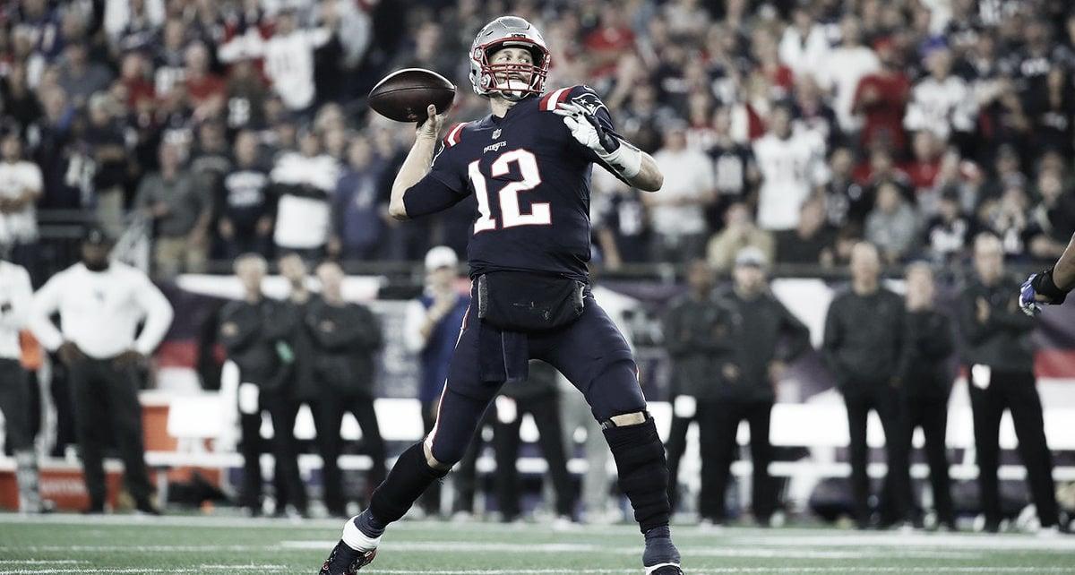 Los receptores preferidos de Tom Brady en su carrera