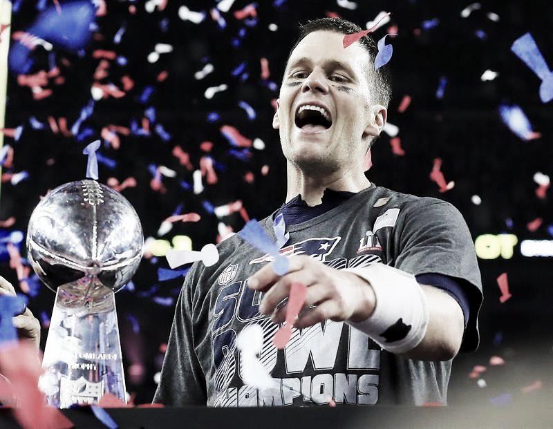 Top cinco récords Tom Brady