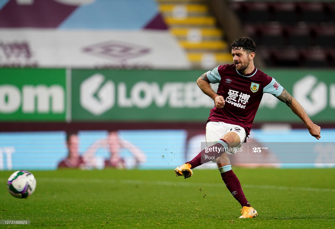 Carabao Cup: Burnley 1-1 Sheffield United (5-4 on penalties)