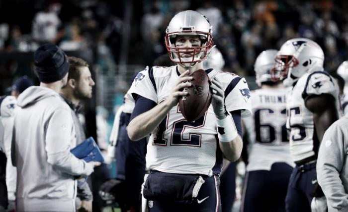 El mejor ataque de la NFL: Hunt, Antonio Brown y Brady