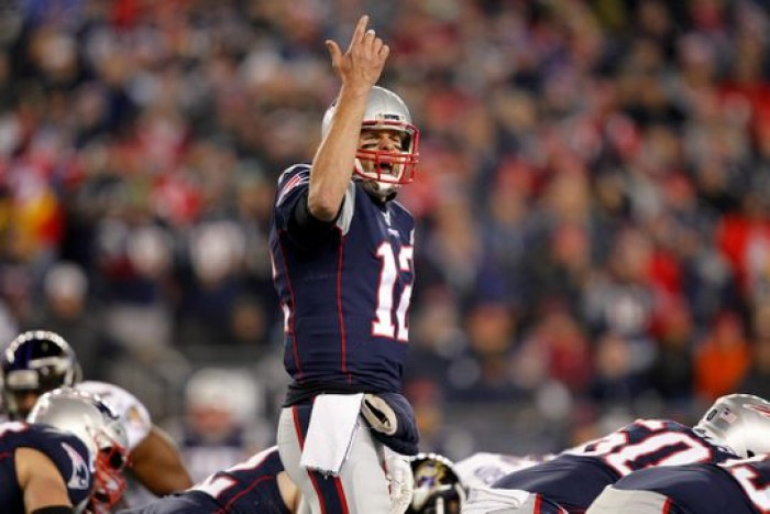 New England Patriots survive second half comeback by Baltimore Ravens to claim 30-23 victory