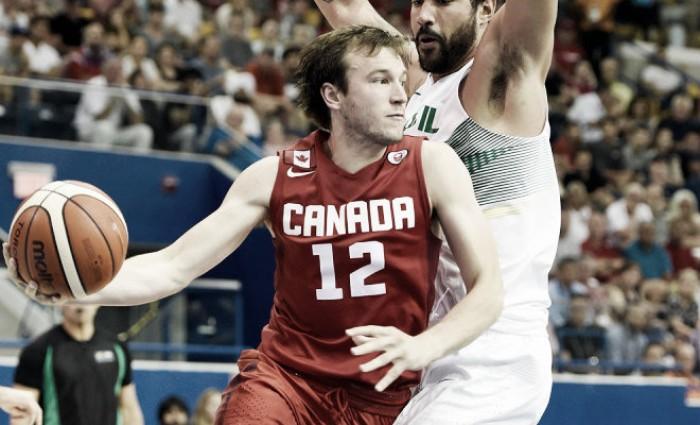 El canadiense Brady Heslip en busca del salto definitivo a su carrera en los Raptors