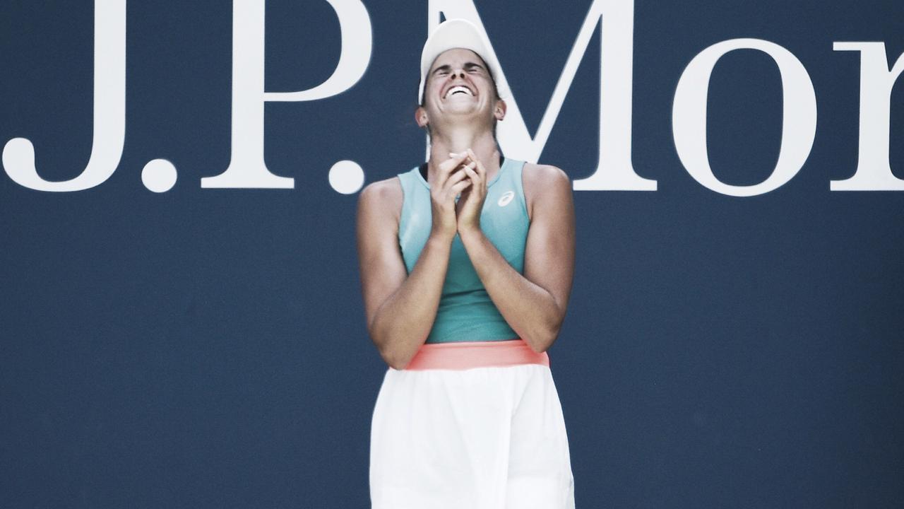 Brady desbanca Kerber e alcança quartas de final do US Open