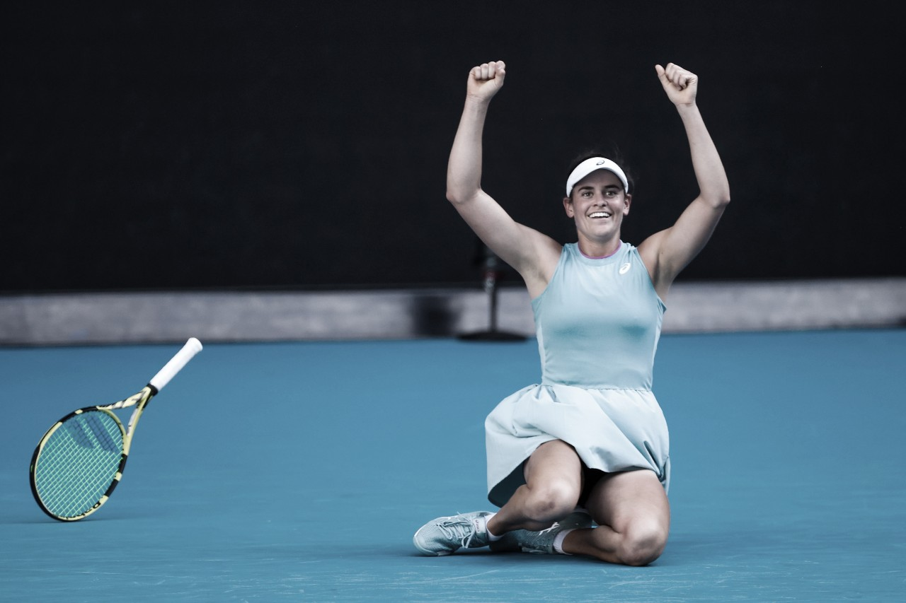 Brady supera jogo equilibrado com Muchova e vai à decisão do Australian Open