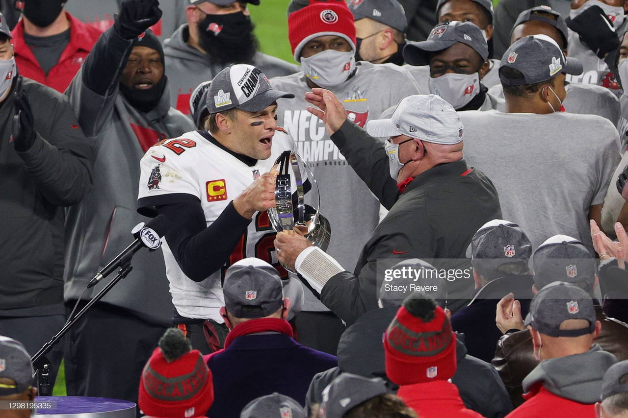NFC Championship Game: Tampa Bay Buccaneers 31 - 26 Green Bay Packers