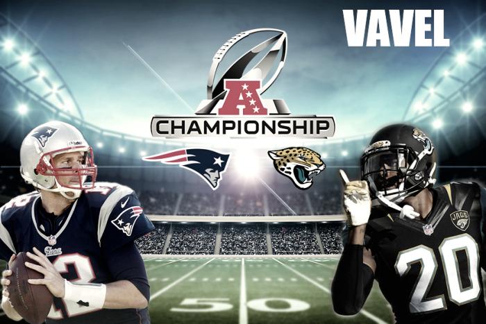 Previa Campeonato AFC: Jacksonville Jaguars - New England Patriots