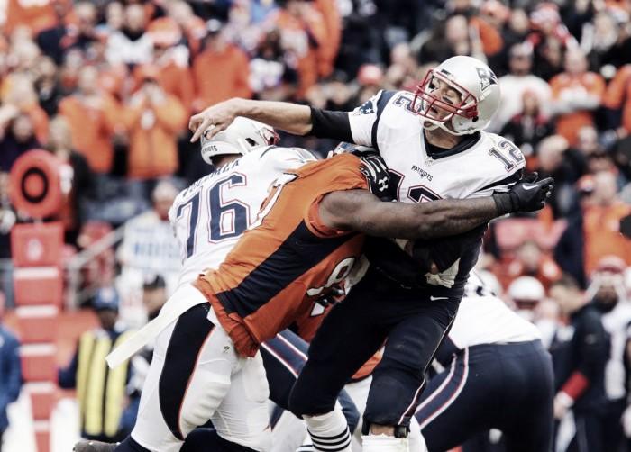 Broncos batem Patriots com final eletrizante e Peyton Manning está no Super Bowl 50