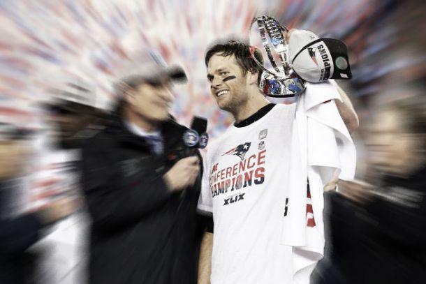Tom Brady domó al Potro