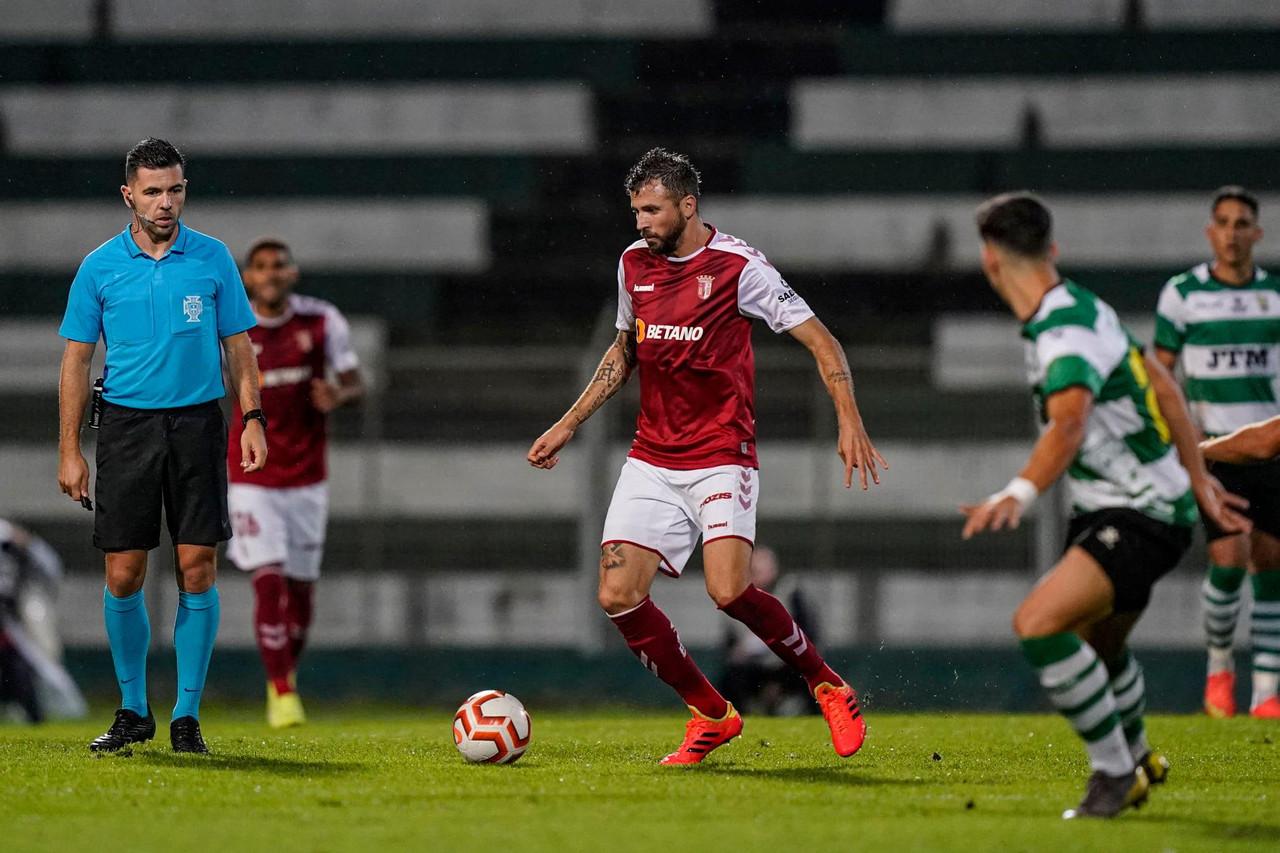 SC Braga vence em Leça da Palmeira