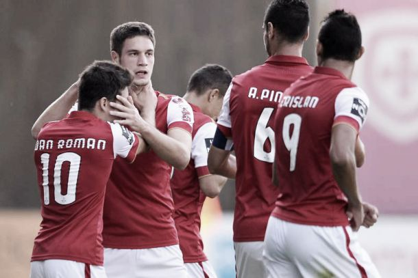 Resumen 3ª jornada de la Liga NOS 2015/16