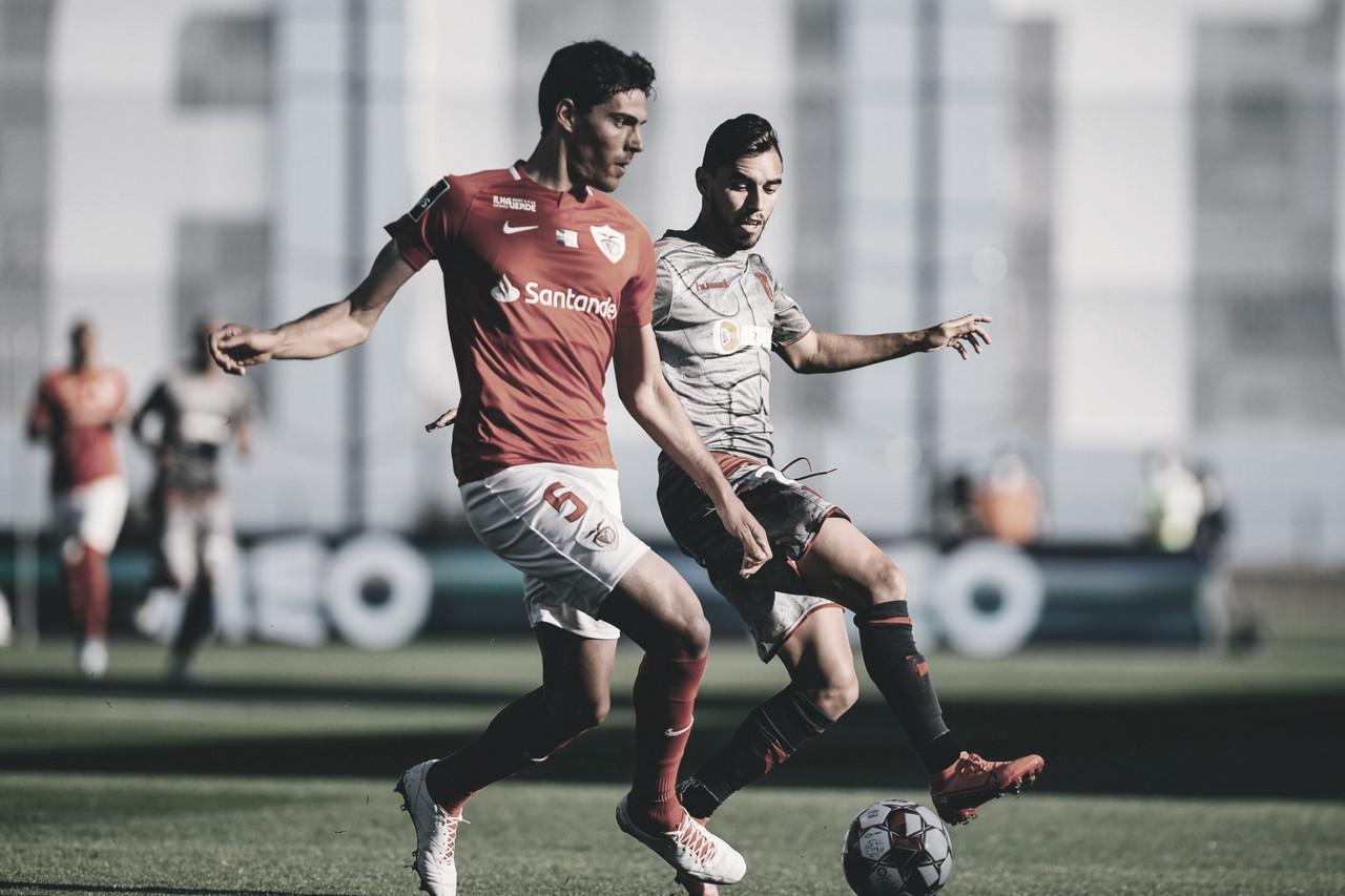 Com gol nos acréscimos, Santa Clara quebra invencibilidade do Braga no Campeonato Português