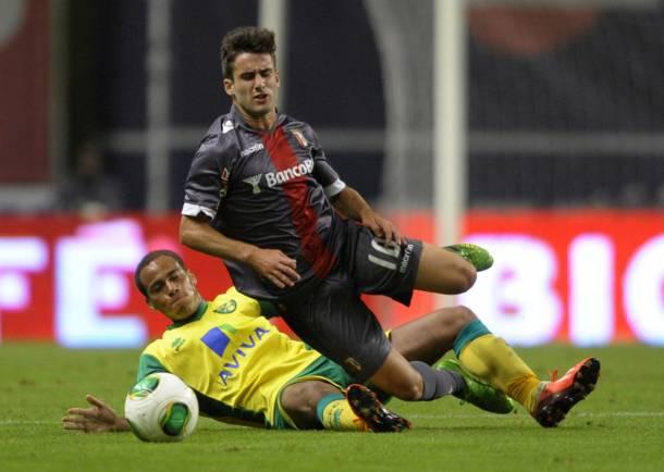 Braga empata com Norwich City em seu jogo de apresentação