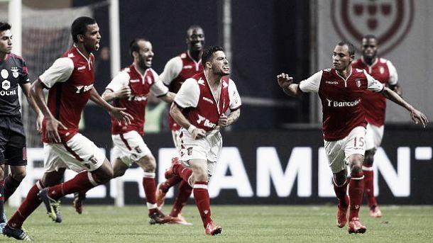 Resumo da jornada: Braga trava Benfica e rivais já espreitam