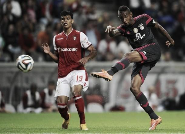 Braga e Benfica lutam na Pedreira, líder Sporting recebe Belenenses