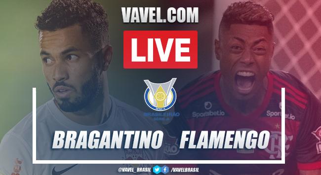 Gols e melhores momentos de RB Bragantino 1x1 Flamengo pelo Brasileirão 2020