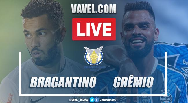 Gol e melhores momentos de RB Bragantino 1x0 Grêmio pelo Campeonato Brasileiro