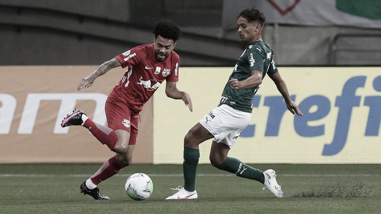 Bragantino e Palmeiras duelam por vaga na semifinal do Paulistão