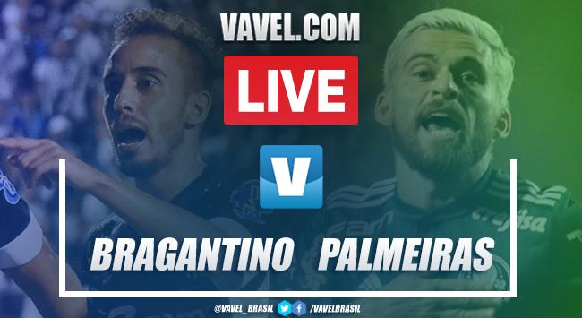 Gols e melhores momentos para Red Bull Bragantino 2x1 Palmeiras pelo Campeonato Paulista 2020