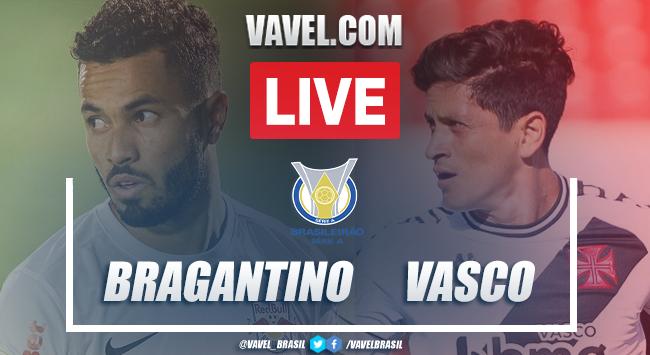 Gols e melhores momentos de Bragantino 4 x 1 Vasco pelo Campeonato Brasileiro