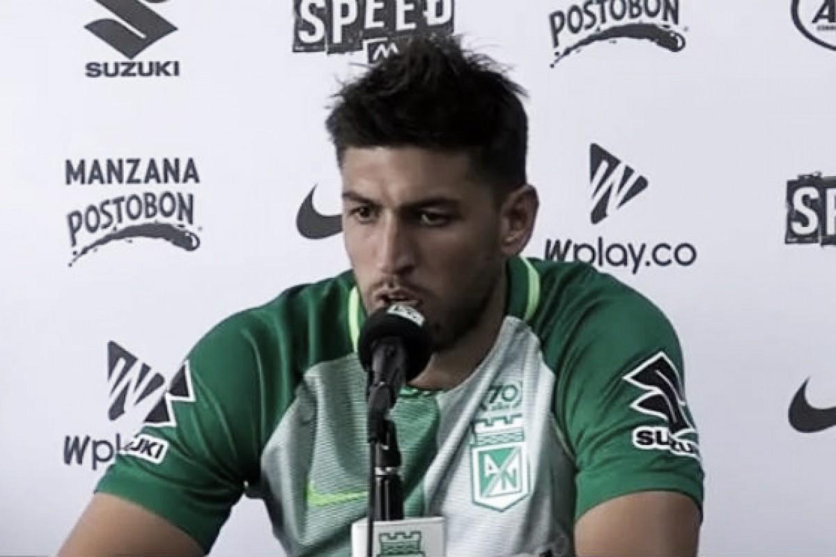 """Diego Braghieri: """"Por suerte, tenemos varios jugadores por puesto"""""""