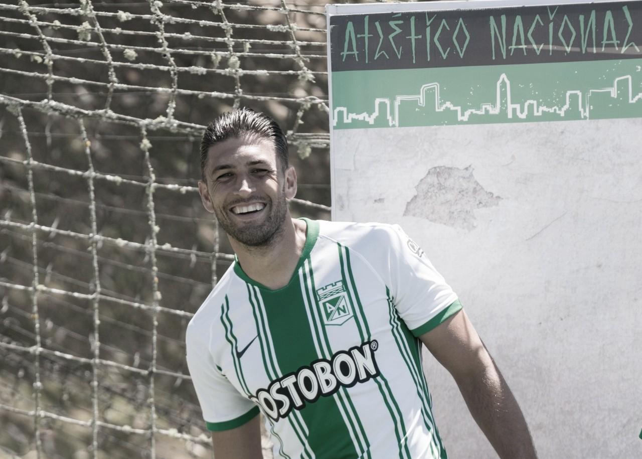 """Diego Braghieri: """"Tenemos que ganar porque esto es Nacional"""""""