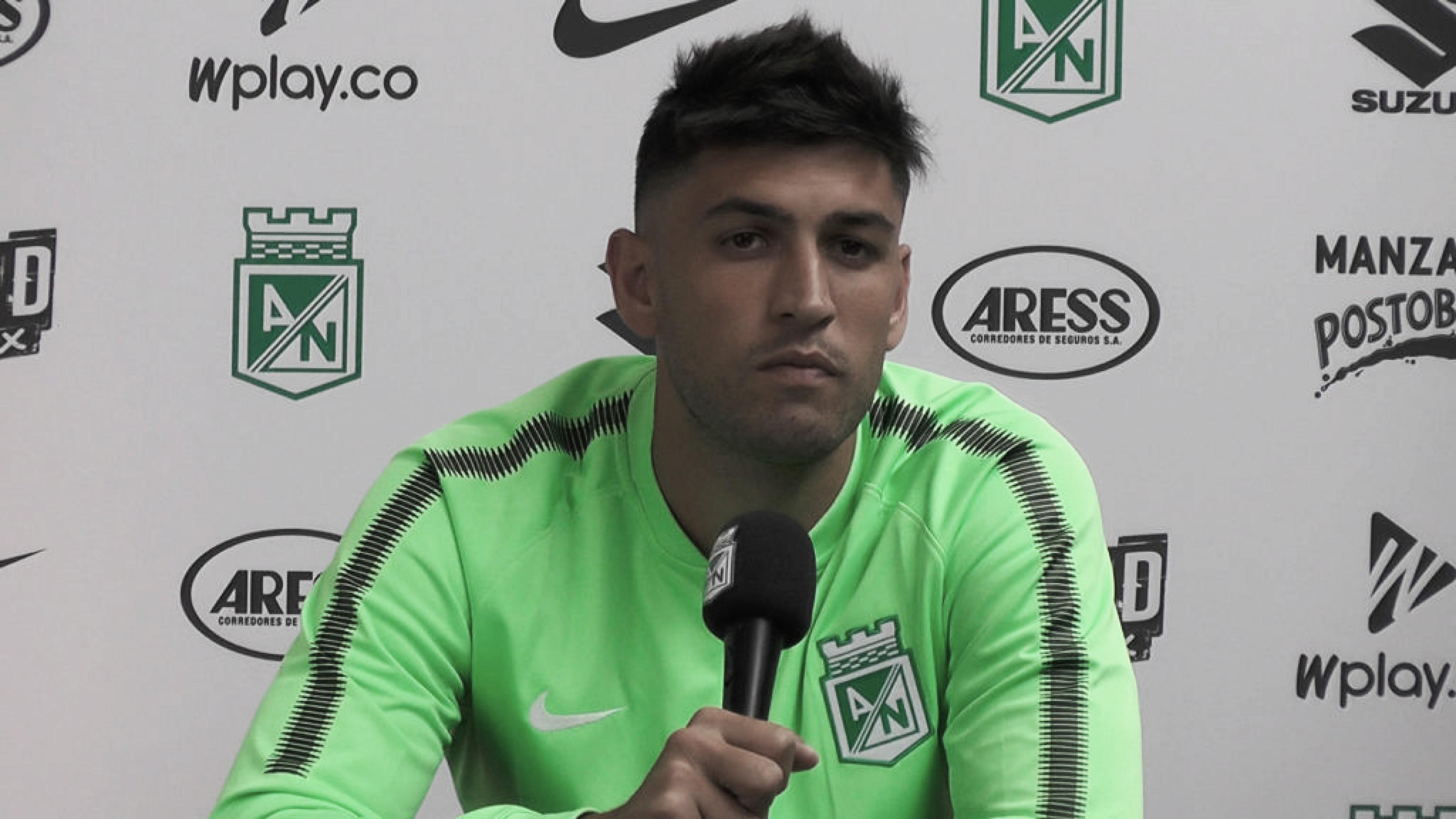 """""""Tenemos que estar arriba siempre, vamos a hacer lo posible para seguir sumando"""":Diego Braghieri"""