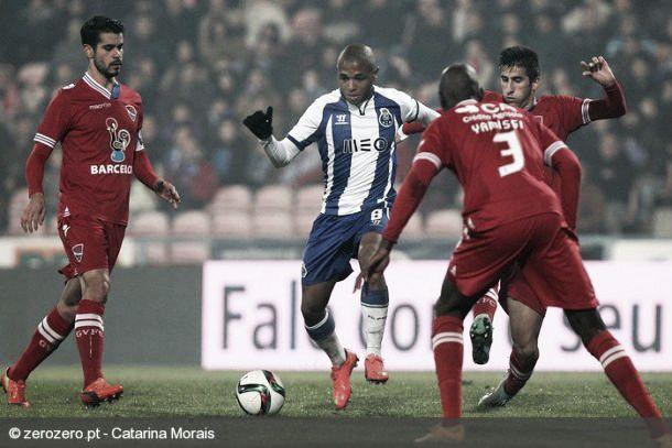 FC Porto esmaga Gil: força azul goleou lanterna vermelha