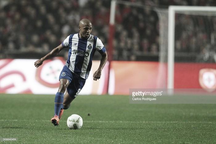 Benfica x Porto: Brahimi à lupa