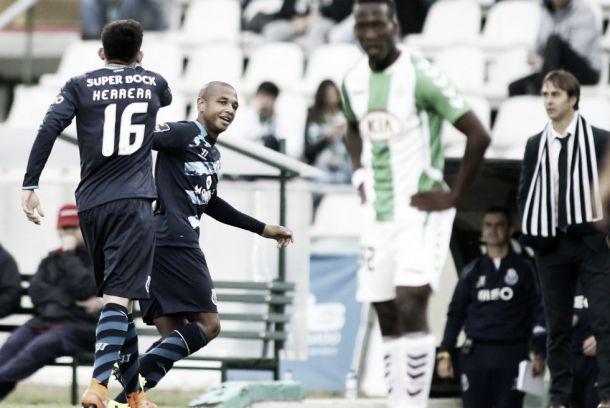 Vitória FC 0-2 Porto: A luta (ainda) continua...