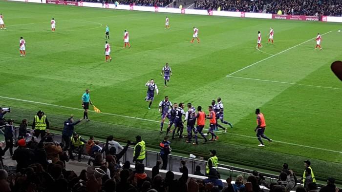 Ligue 1: il Nizza non smette di sognare, tonfo Monaco