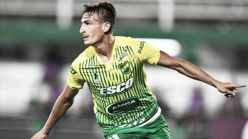Braian Romero: últimas horas del goleador en Defensa y Justicia