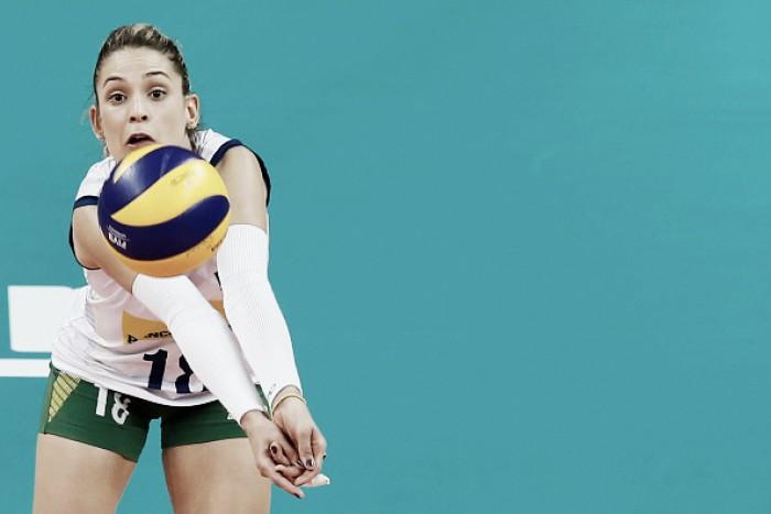 Zé Roberto realiza escolhas finais para Olimpíada Rio 2016 sem Camila Brait