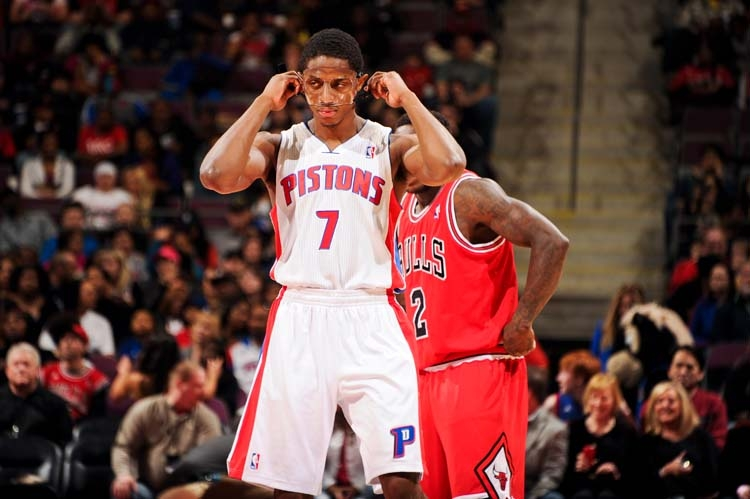 Com retorno de Noah, Chicago Bulls perde para Detroit Pistons