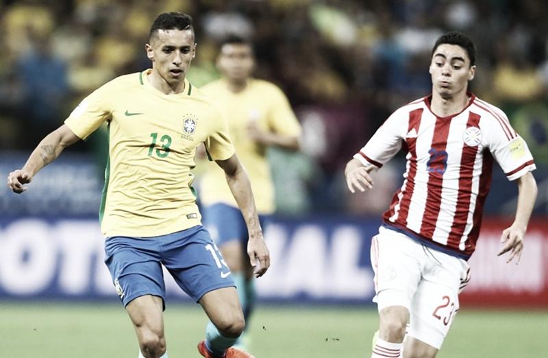 Adversário indigesto: Brasil e Paraguai abrem segunda fase da Copa América em Porto Alegre