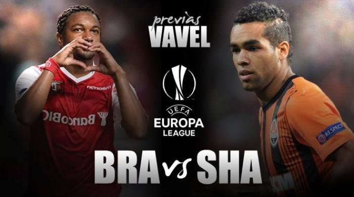 Braga - Shakhtar: portoghesi per una nuova impresa, Lucescu ci prova con Taison