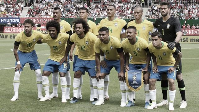 Seleção Brasileira de Futebol Masculino