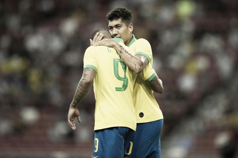 Sem brilho, Brasil só empata com Senegal em Singapura