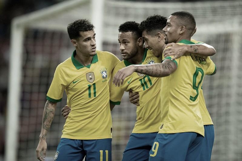 Tite convoca Gabriel Menino e Éverton Ribeiro para Seleção Brasileira; confira lista
